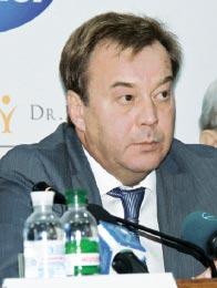 5689399 ХІІ з'їзд онкологів України — найвизначніша подія вітчизняної онкології в 2011р.