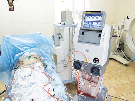 Сучасні стратегії хірургічного лікування хворих нарак яєчника зтазовим канцероматозом