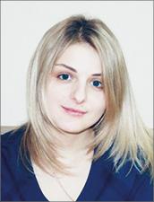 Олена Михайлівна Мартинюк